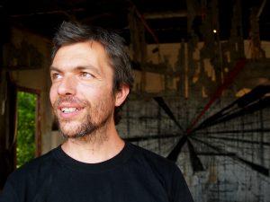 Vasilis Kavouridis. A professional artist who lives and works in Mykonos.